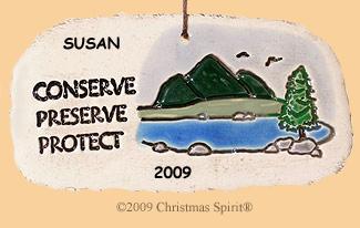 Porcelain conserve preserve protect ornament