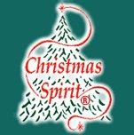 Christmas Spirit Logo